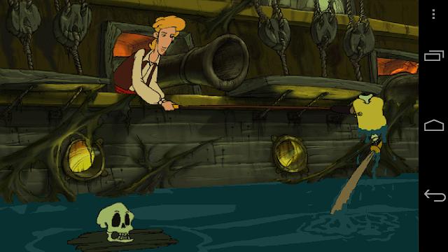 Escape From Monkey Island Scummvm