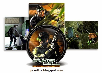 Tom Clancy's Splinter Cell: Pandora Tomorrow Free Download PC Game Full Version Direct Link