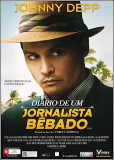 Download - Diário de Um Jornalista Bêbado - DVDRip - AVI - Dual Áudio