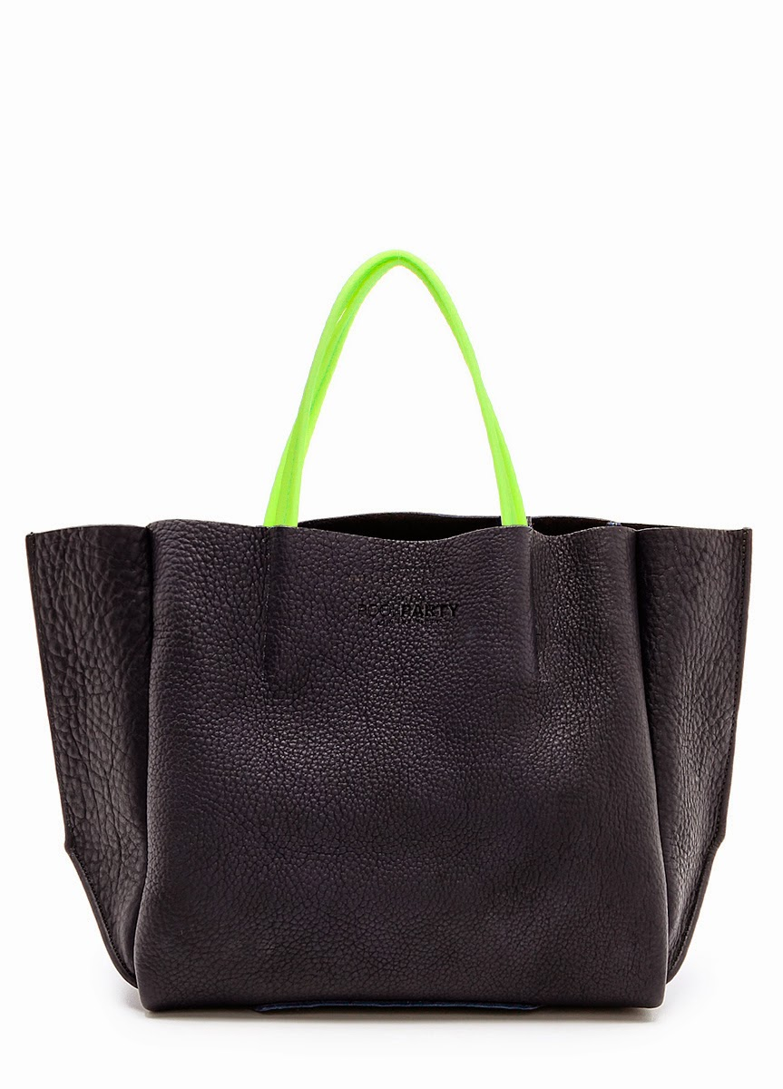 Женская кожаная сумка Poolparty SOHO