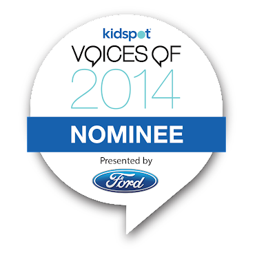 Kidspot Voices of 2014 Nominee