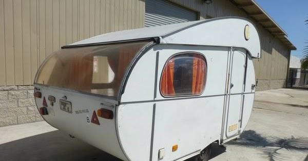 Rare Vintage Small Camper Trailer For Sale - RV & Camper