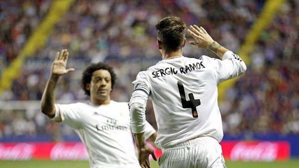 InfoDeportiva - Informacion al instante. REPETICION REAL MADRID VS LEVANTE. Goles, Resultados, Estadisticas, Online