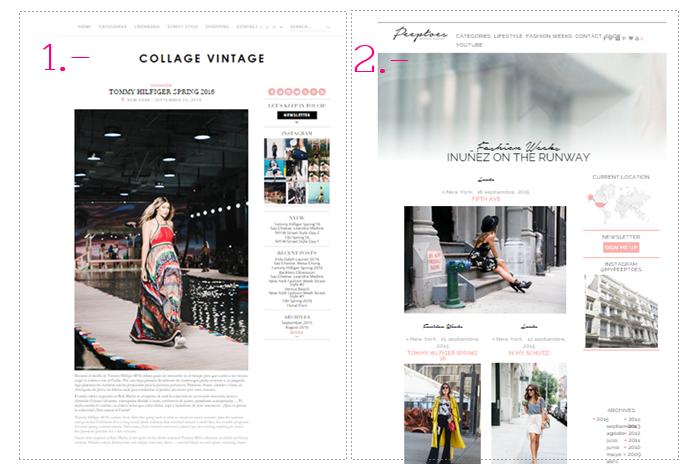 Info Semana de la moda de Nueva York