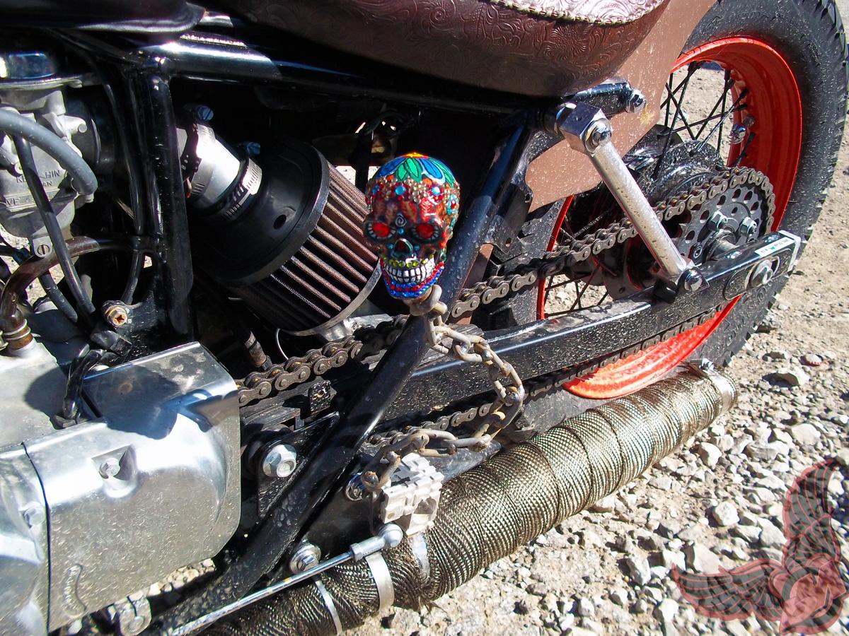 Honda Rebel Bobber From Greasearama Bikermetric