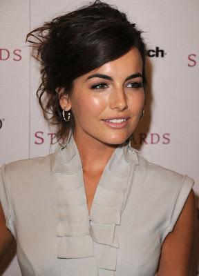 Camilla Belle Sterling Hoop Earrings
