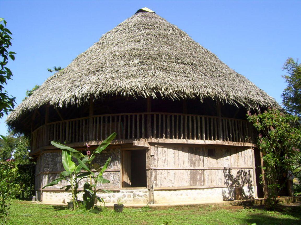 Tipos de viviendas - Casas de materiales ...