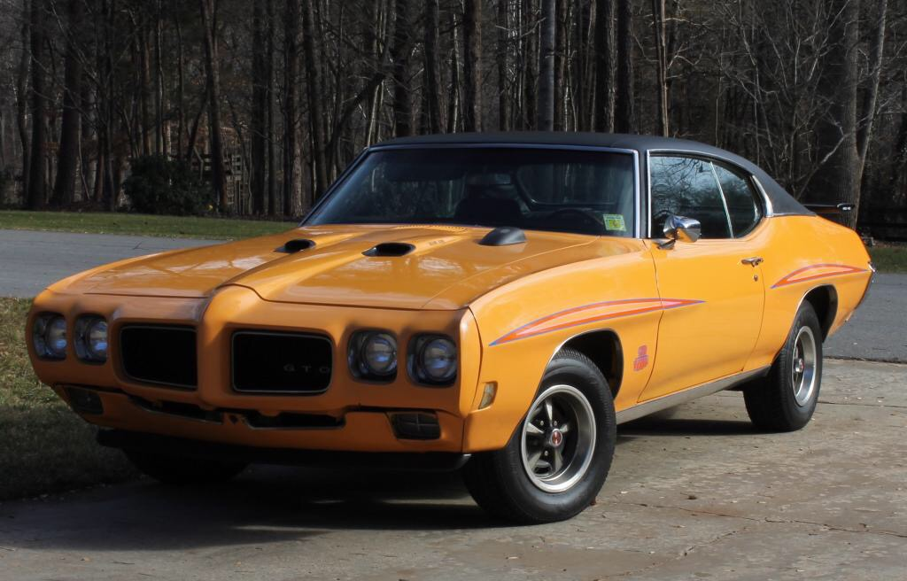 Lost Star Cars: The Dazed & Confused GTO Judge ( #2 back up Car ...