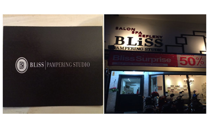 Bliss Pampering Studio Spa Salon And Reflexy