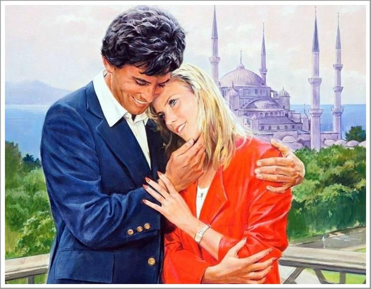 Famous Paintings With Hidden Secrets - Romantical Love
