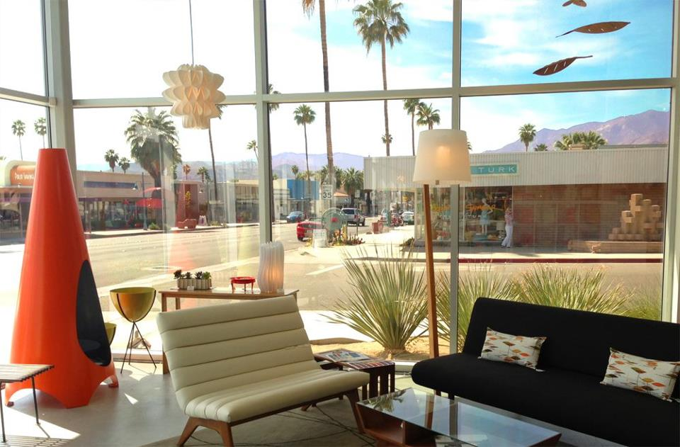 Just Modernu0027s New Store In Palm Springs, CA