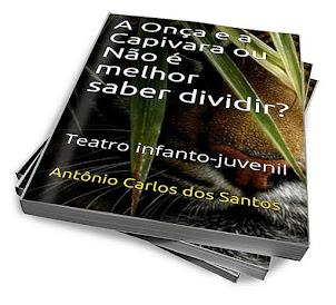 """A coleção """"Teatro infanto-juvenil"""", em 10 livros"""