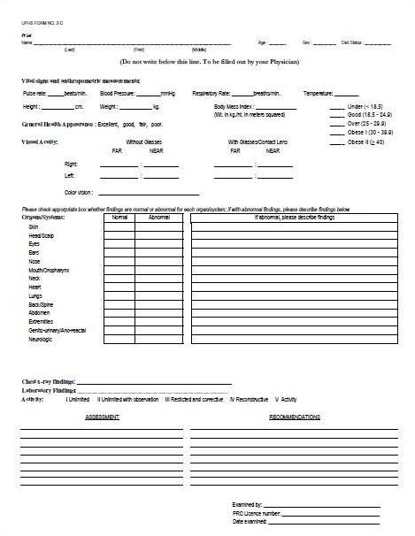 Sugar daddy application form