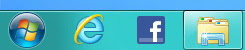 How To Get Your Facebook Notifications On Windows Taskbar?