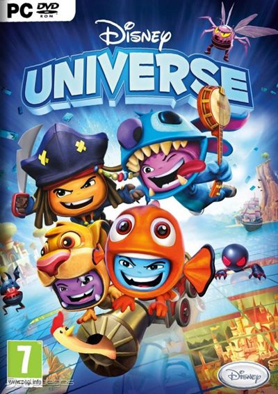 Disney Universe 2011 PC Full Español ISO DVD9 Descargar Reloaded