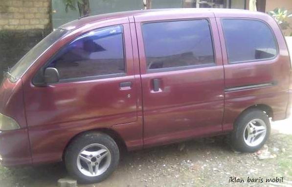 Harga mobil bekas Daihatsu 10 Juta sampai 30 Jutaan, Agung Car