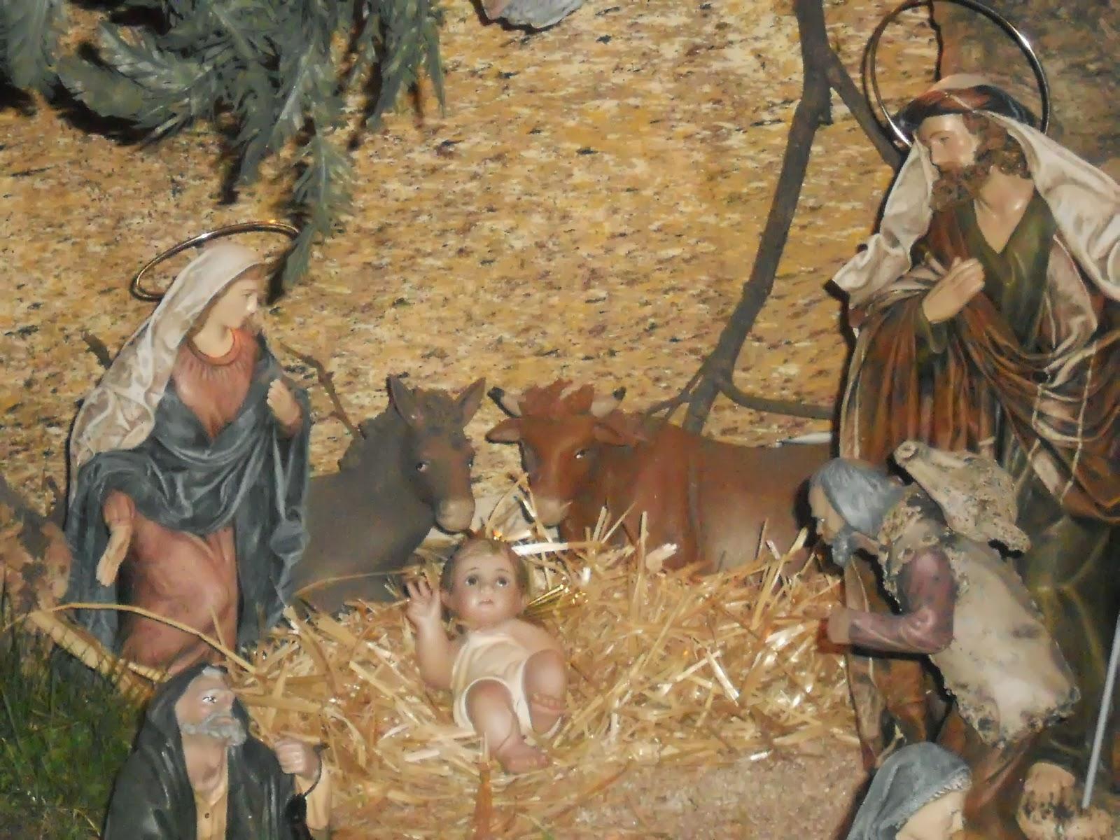 Parroquia de sevilla la nueva bel n o nacimiento navidad for Nacimiento belen