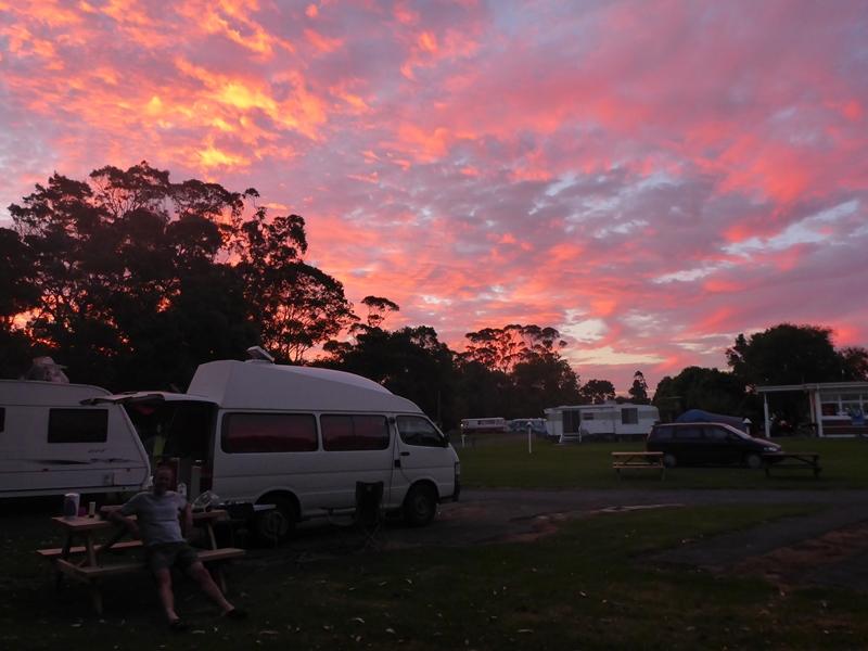 Camping in Parakai