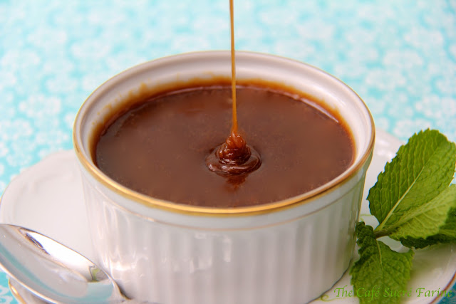 Biscoff Caramel Sauce | The Café Sucre Farine