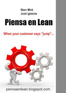 Piensa en Lean, lena management, atención al cliente, mejora producción