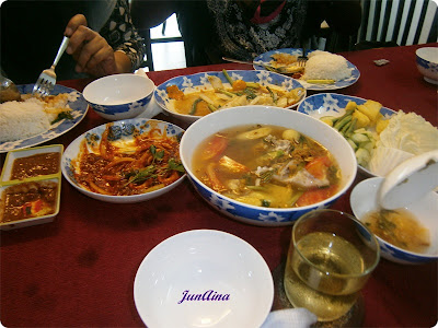 Vietnam, halal food, Ho Chin Minh City, Tom Yam Ikan