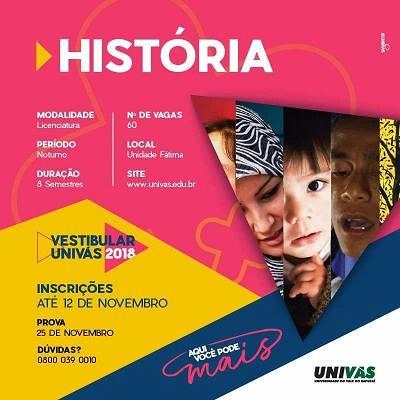 História/Univás