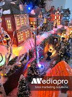 Tổ Chức Event Giáng Sinh, Trang Trí cây thông Noel