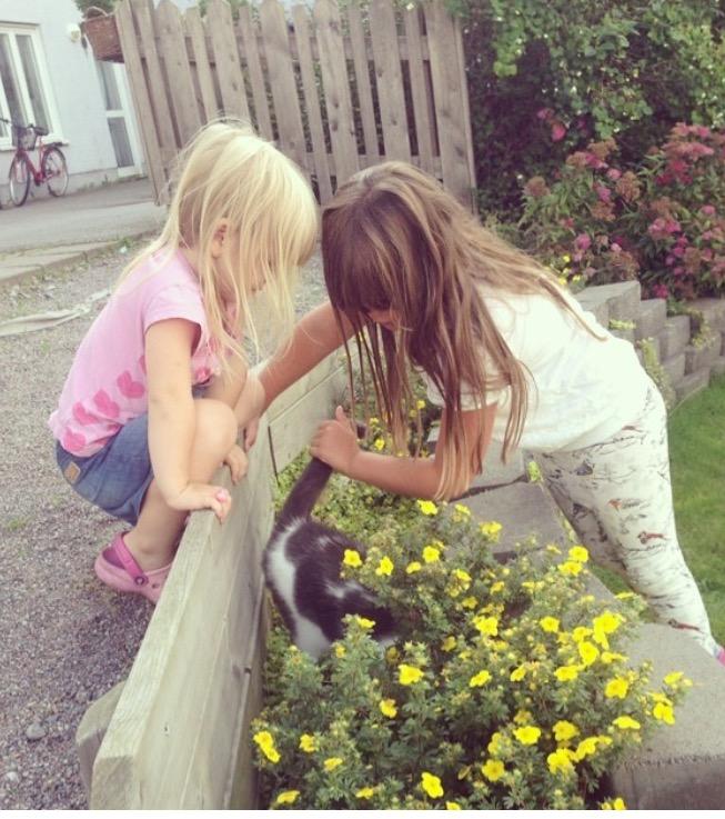 Älskade Flickor