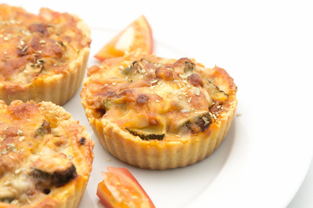 Hovkonditorn: Vegetable Pies with Gluten-Free Pie Crust