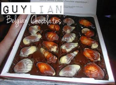 Guylian Belgian Chocolate Giveaway
