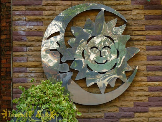 Logo of Moon and Sun Hotel, Chiang Rai, North Thailand