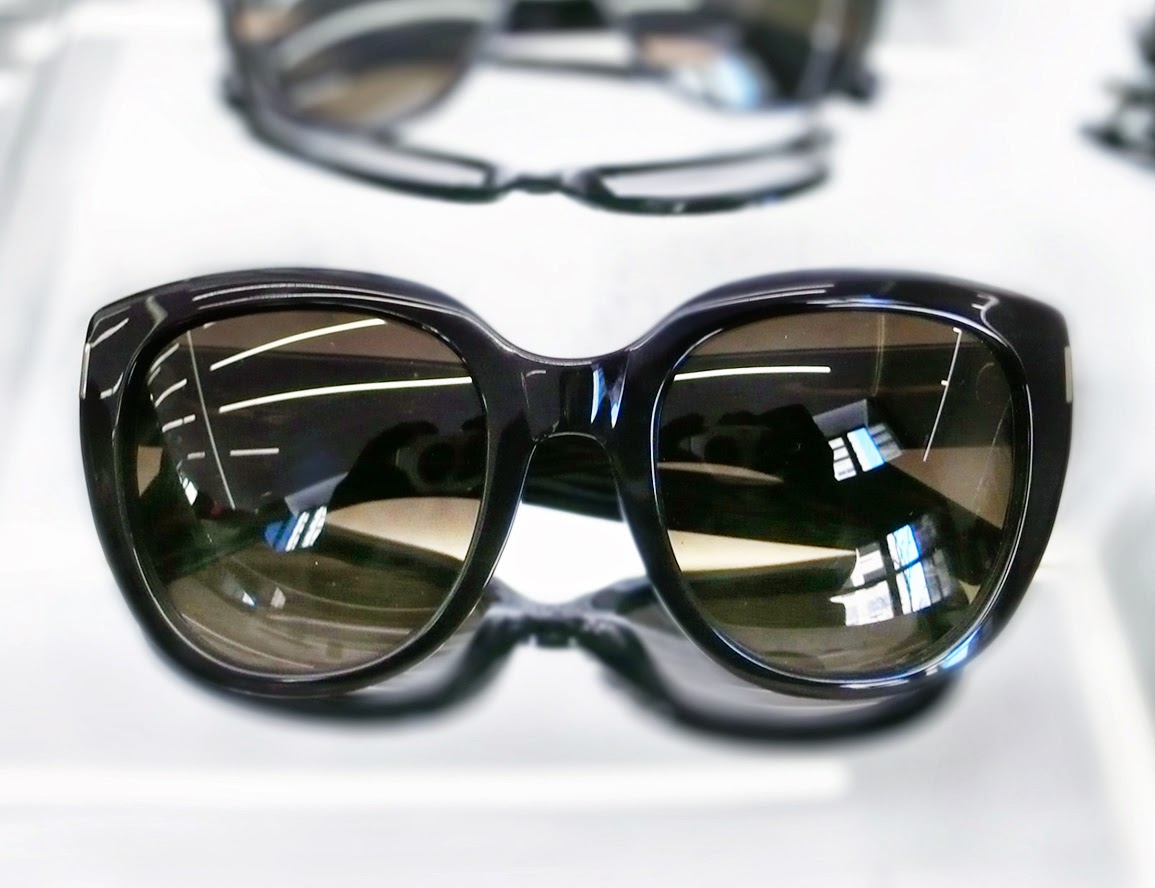 Saint Laurent Paris Sunglasses.