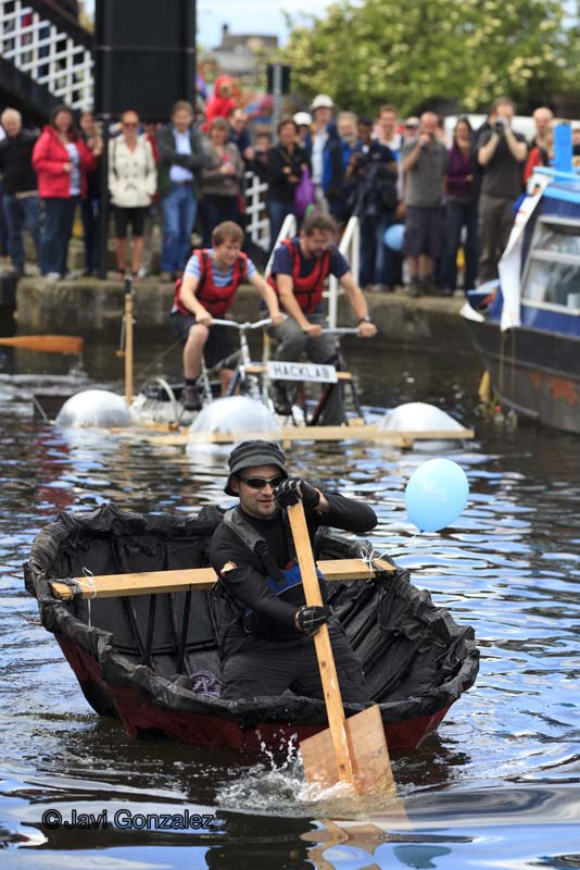 Edinburgh, Raft Race, Scotland,