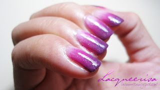 NOTD - Dipping Purple