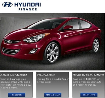 Hyundaimotorfinance.com: Satisfie finance needs on Retail & Lease products