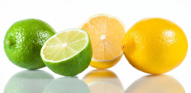 Baja de peso en 7 días con limón.