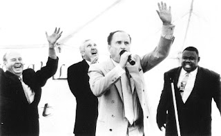 Robert Duvall The Apostle being a fake phony minister pastor before spiritual awakening