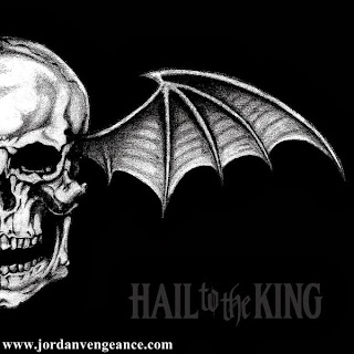 Download Album Avenged Sevenfold - Hail To The King