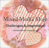 I'm a Mixed Media Mojo DT member