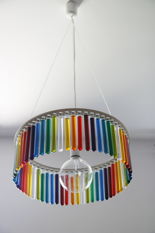 Lamparas Para Baño Easy:Lámparas de cristal María muy decorativas