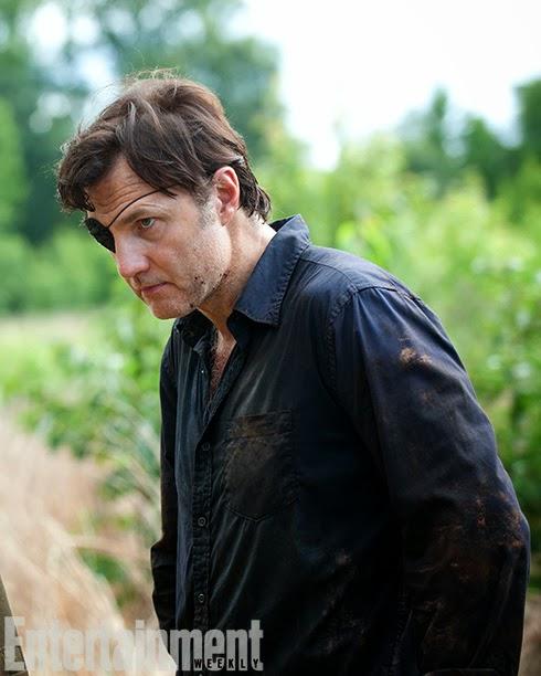 El Gobernador (David Morrisey) The Walking Dead 4x06