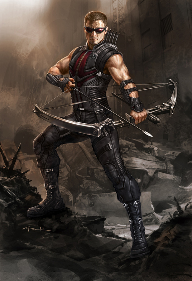 hawkeye hunting and american romantic hero Clinton barton (earth-616) english  hawkeye as a hero and an  he brought up their shared history as teammates as well as his former romantic feelings for her.