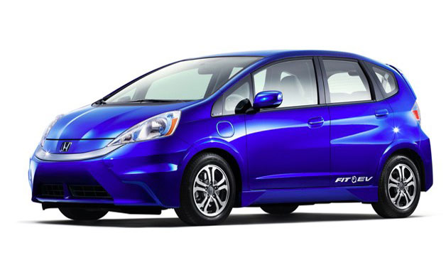 cars model    zipcar plugs honda fit evs  portland fleet