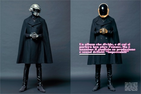 Daft Punk by Pierpaolo Ferrari