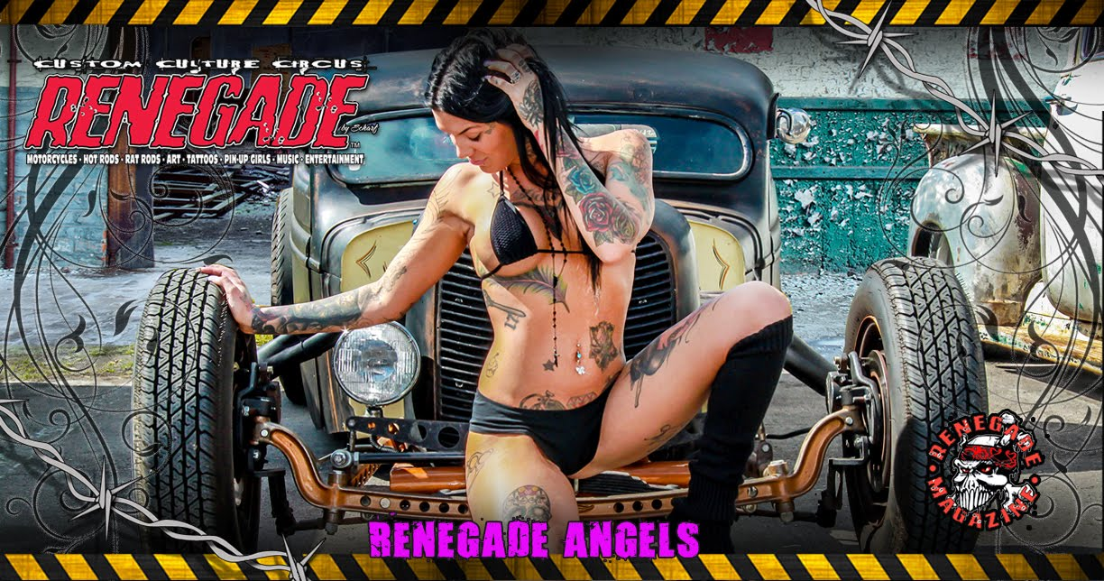 Renegade Angels