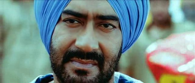 Screen Shot Of Hindi Movie Son of Sardaar (2012) Download And Watch Online Free at worldfree4u.com