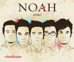 chord noah hero