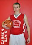 Sophomore Carson Davis