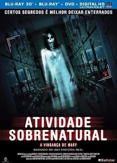 Capa Atividade Sobrenatural A Vingança De Mery Dublado