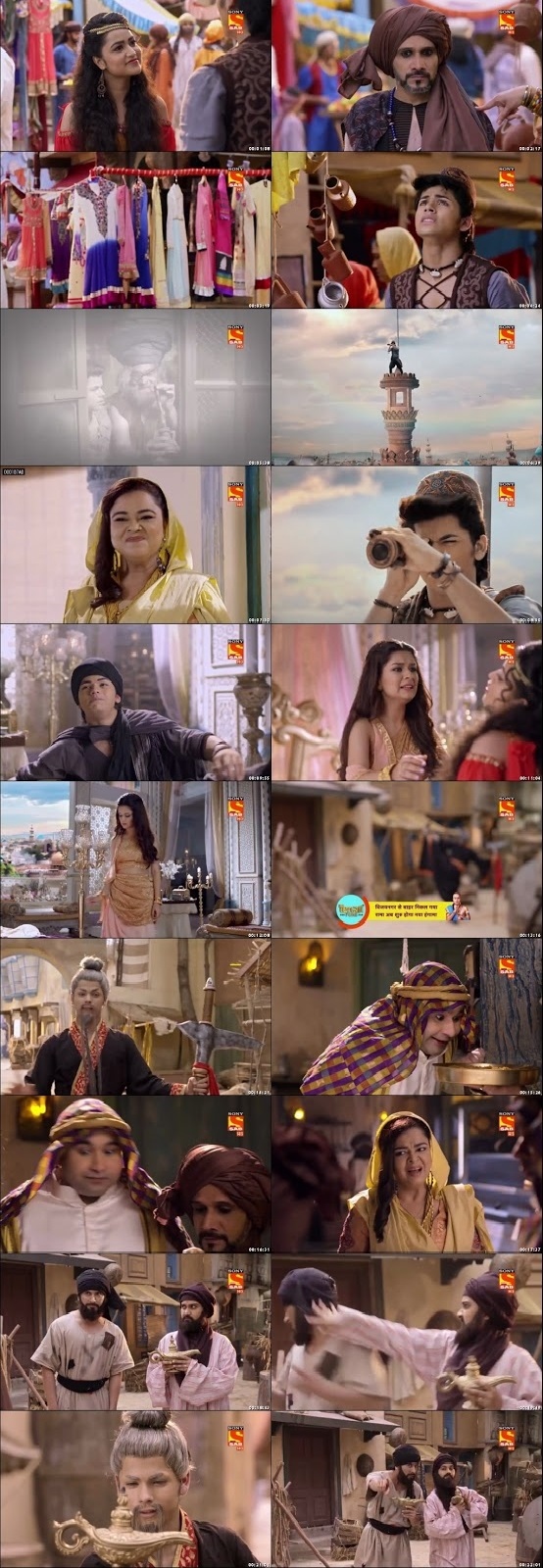 Screenshots Of Hindi Show Aladdin – Naam Toh Suna Hoga 2018 Episode 22 300MB 720P HD